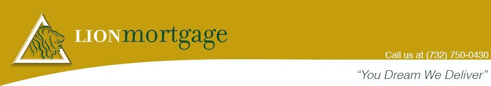 Lion Mortgage Corporation Logo
